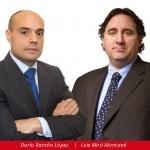 Darío Ramón López y Luis Miró