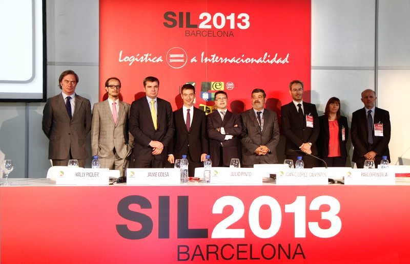 Jaime Colsa en SIL 2013