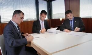 Palibex firmar acuerdo con Palet System