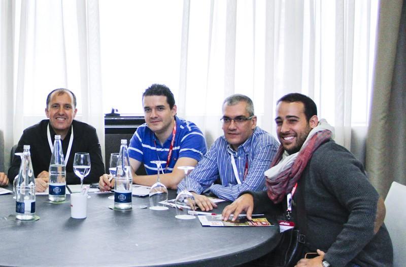 Transgesa en los Premios Palibex 2013