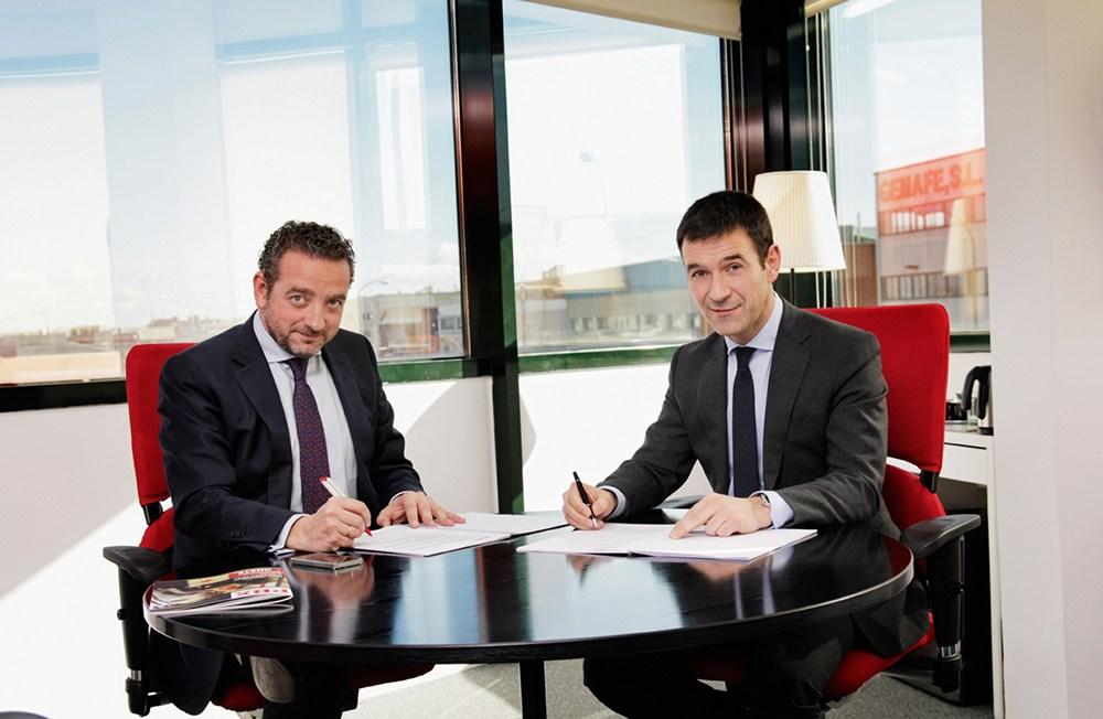 Firma de acuerdo en Ontime y Palibex