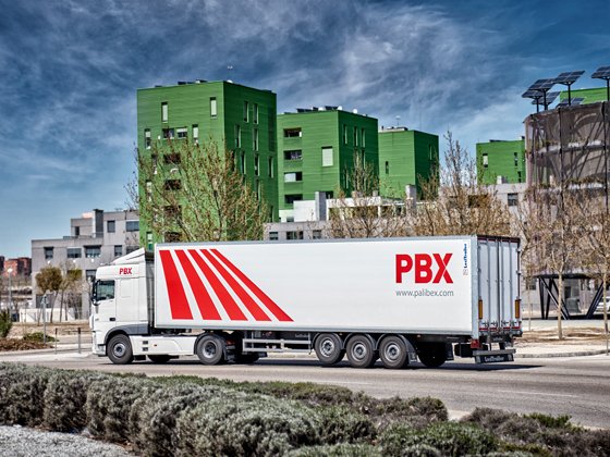 Empresa de transporte en Barcelona-Palibex