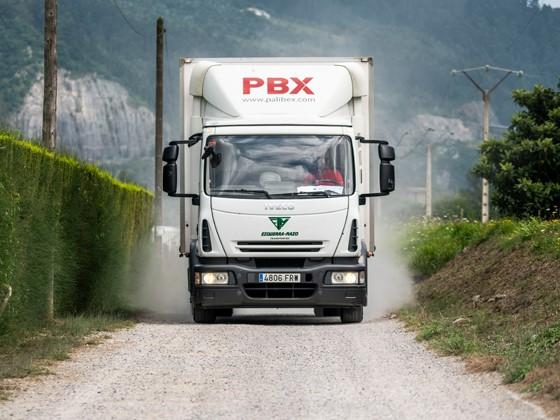 Transporte Urgente en Cantabria-Ezquerra Mazo-Palibex