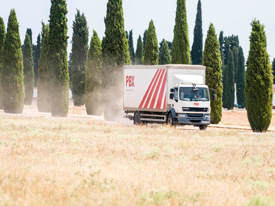 Transporte urgente en Almería
