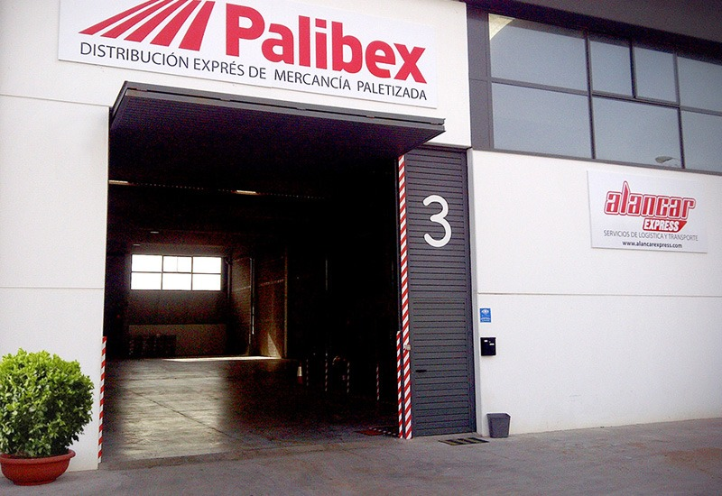 Alancar Express-Transporte Urgente en Barcelona-Palibex