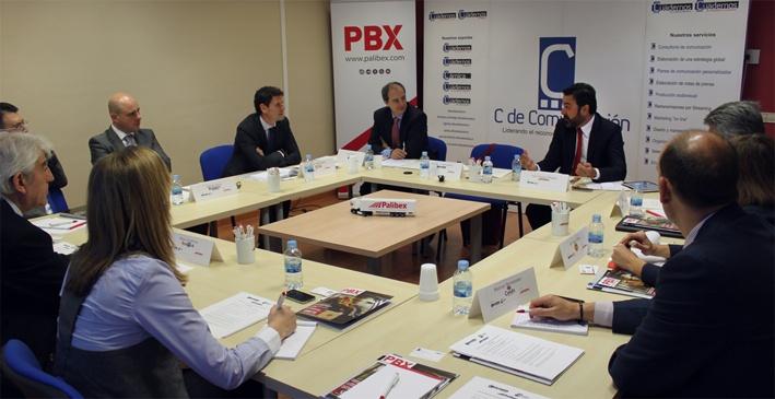 Palibex patrocina una mesa redonda entre cargadores y distribuidores