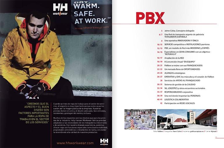 Nro 2 de la Revista PBX