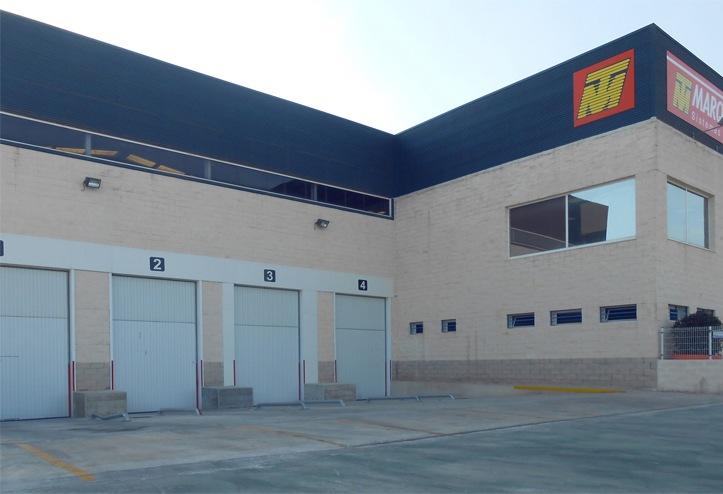 Marqueset nuevo franquiciado de Palibex en Levante.