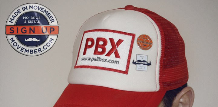 Gorra Trucker PBX