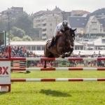 Concurso santander saltos caballos pbx