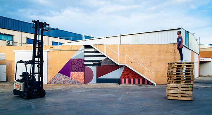 Mural Antonyo Marest PBX