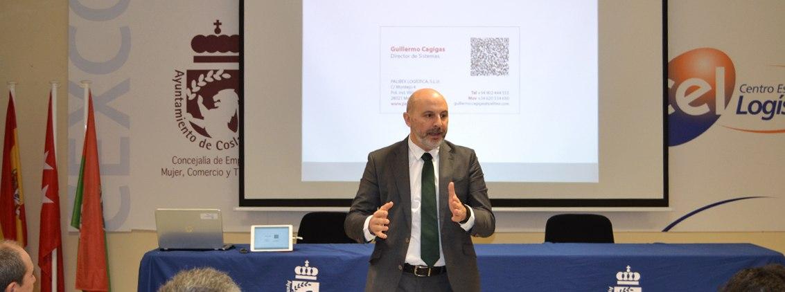 Jornadas CEL Guillermo Cagigas Palibex
