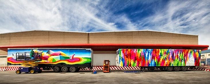 palibex-truck art project-suso33-okuda