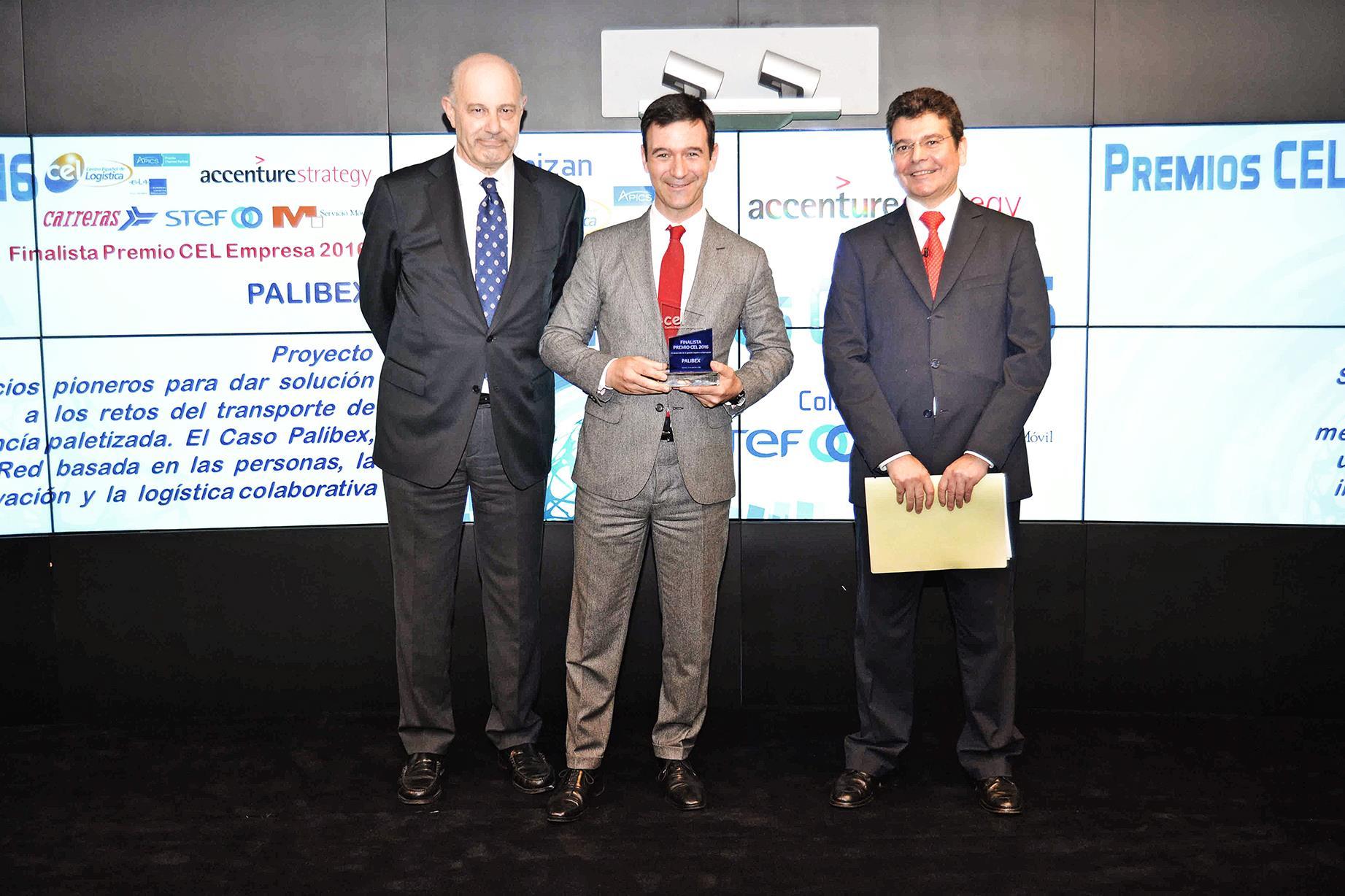 Premios CEL Palibex