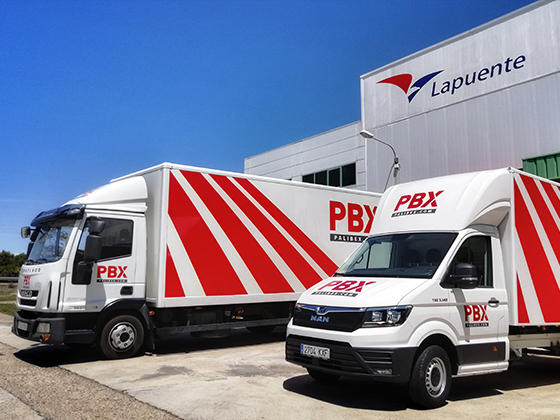 Palibex-Transportes Lapuente-Transporte Urgente en Tarragona-