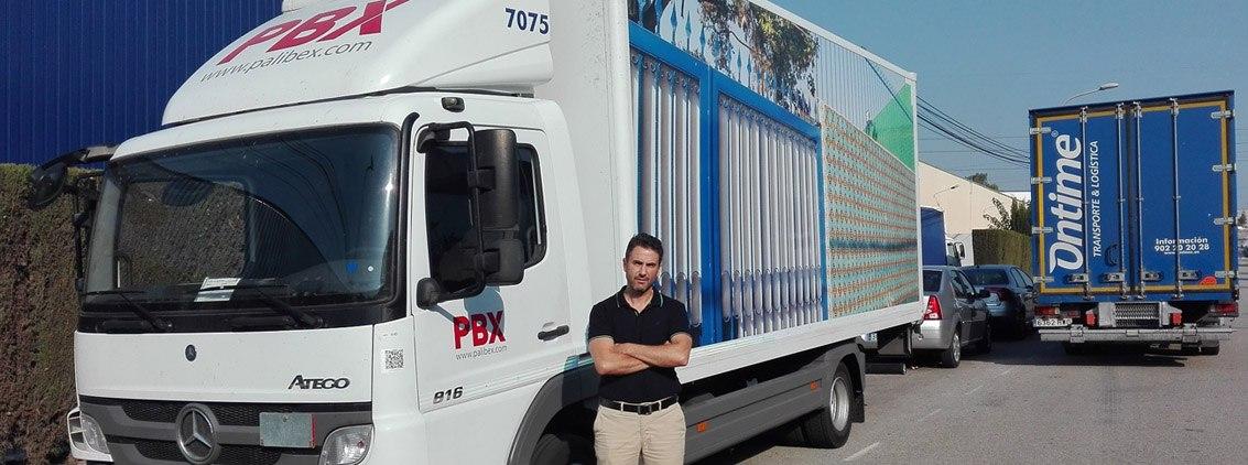 Transporte de mercancía Barcelona