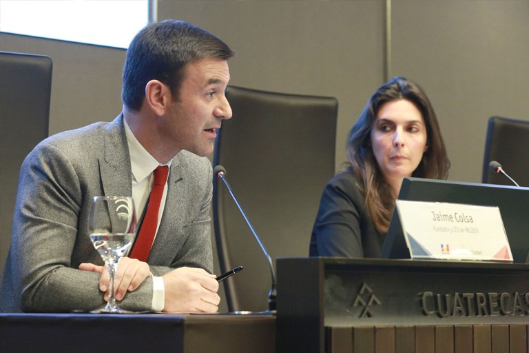 Jaime Colsa-Éxito Startups