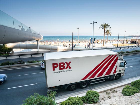 Transporte Urgente en alicante-Palibex-Suribitrans