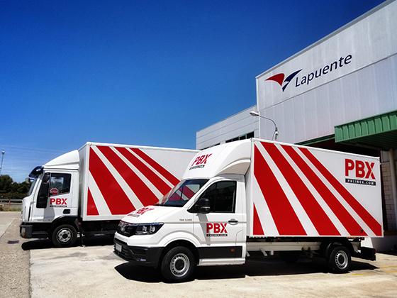 Transporte Urgente en Soria-Transportes Lapuente-Palibex