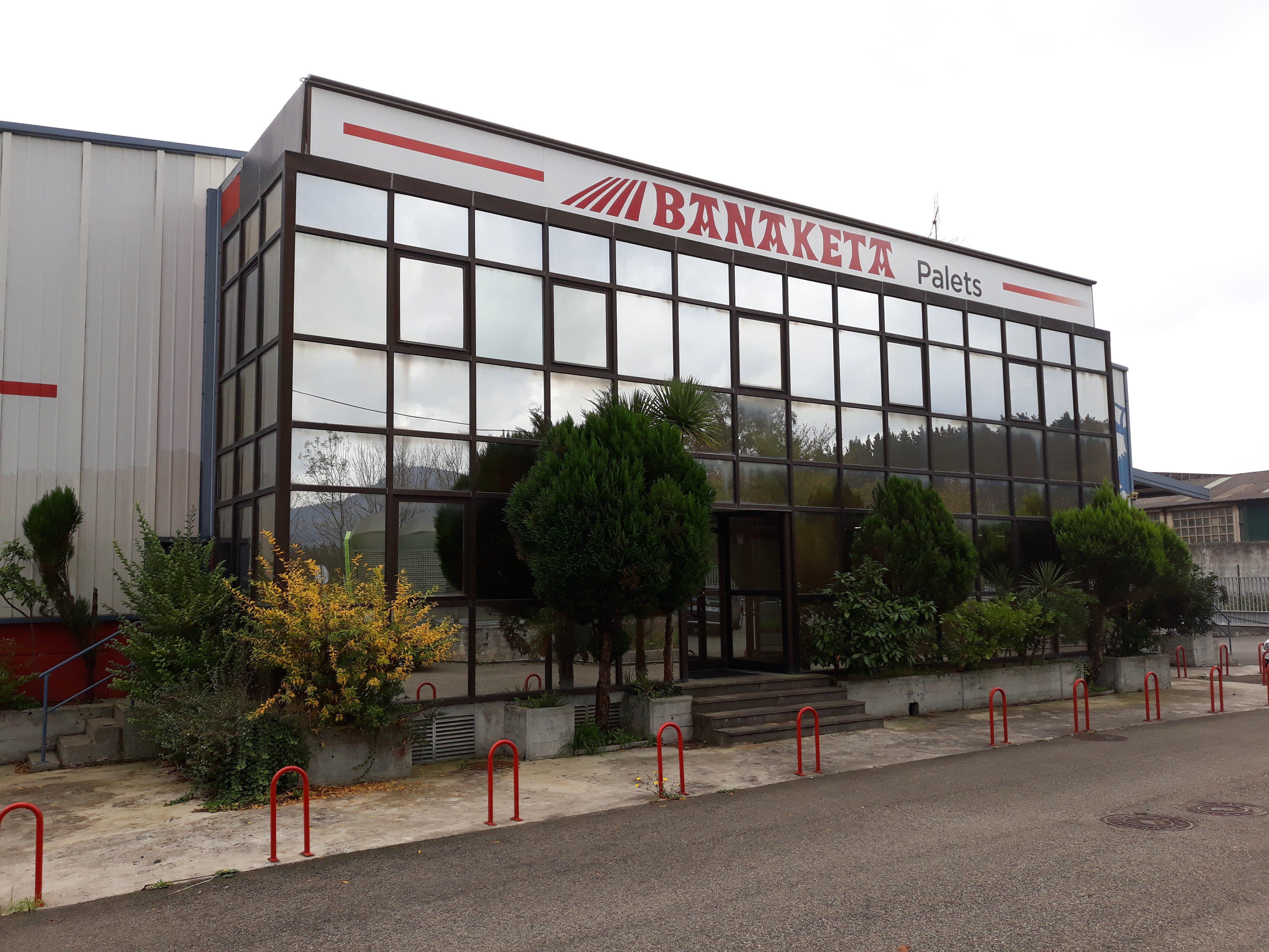 Instalaciones Banaketa-Palibex Vizcaya