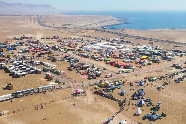 Vivac Dakar-PBX Dakar Team-