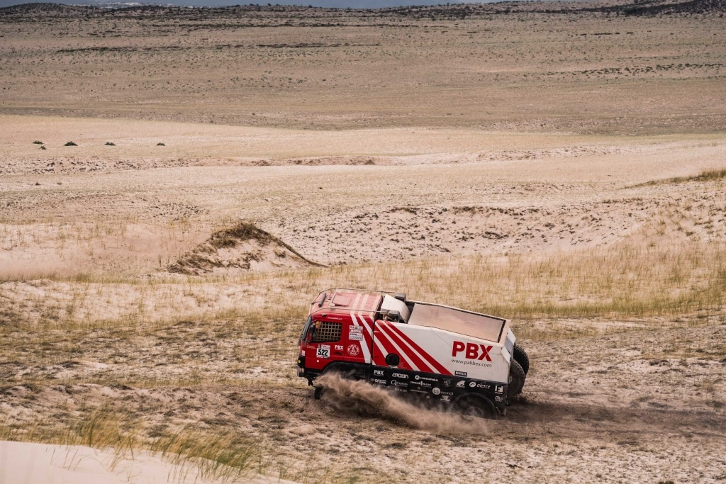 522-2018-01-16-PBX DAKAR 2018 TEAM-Dakar 2018-2