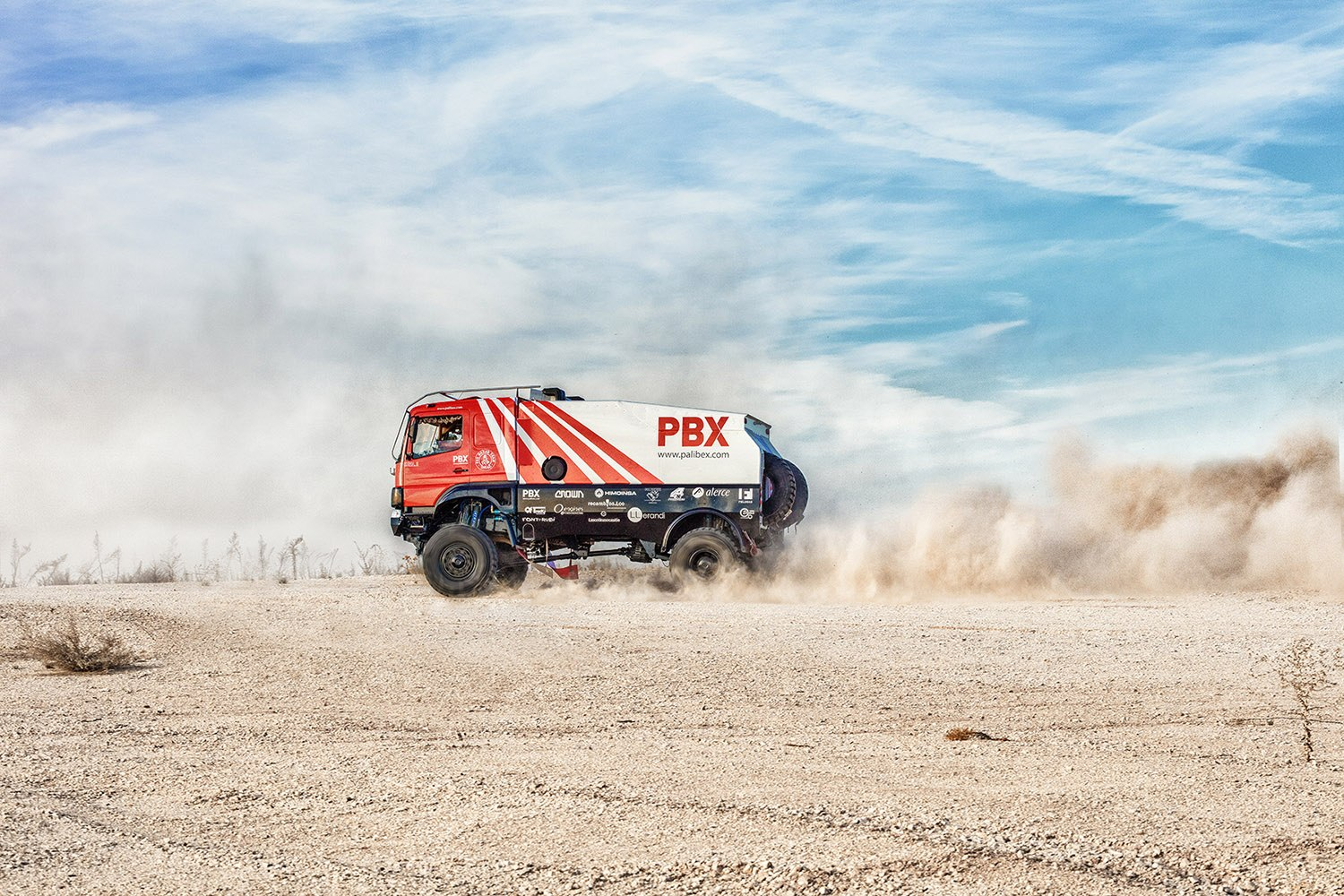 PBX DAKAR 2018 TEAM (1)