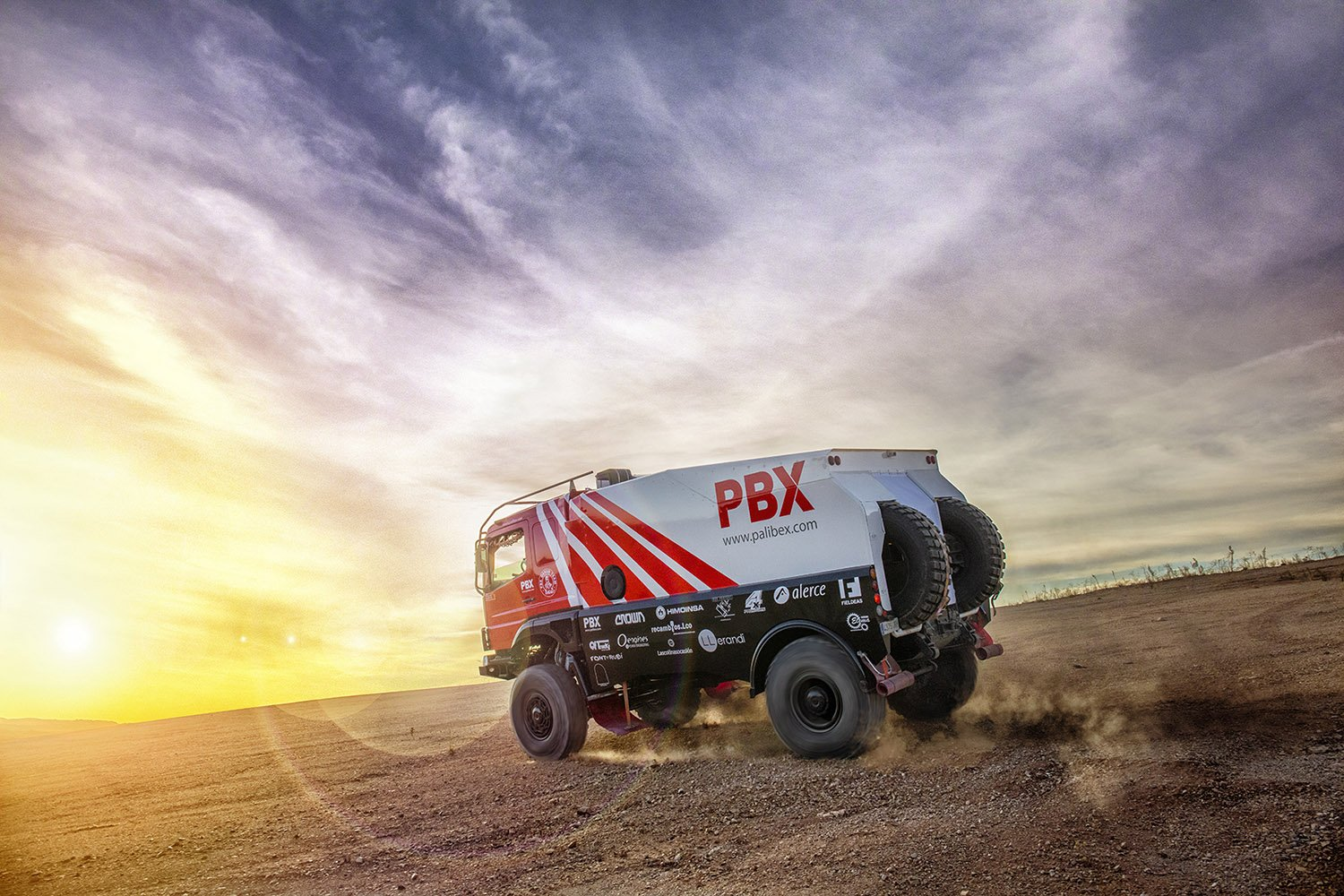 PBX DAKAR 2018 TEAM