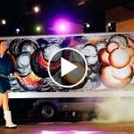 maria lafuente-truck art project-palibex