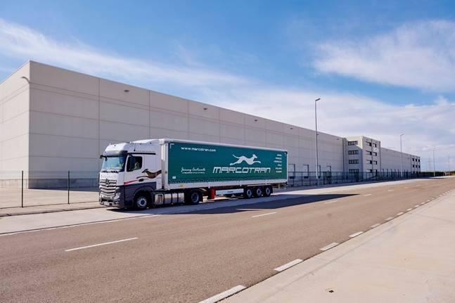 Marcotran Logistics-Delegación de Zaragoza-Marcotran