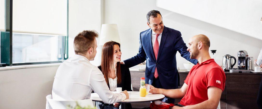 Palibex Sonríe, una empresa feliz y saludable
