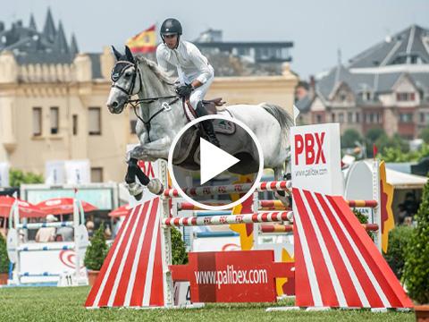 Concurso de Saltos Internacional de Santander-Felipe Pérez de Nárdiz