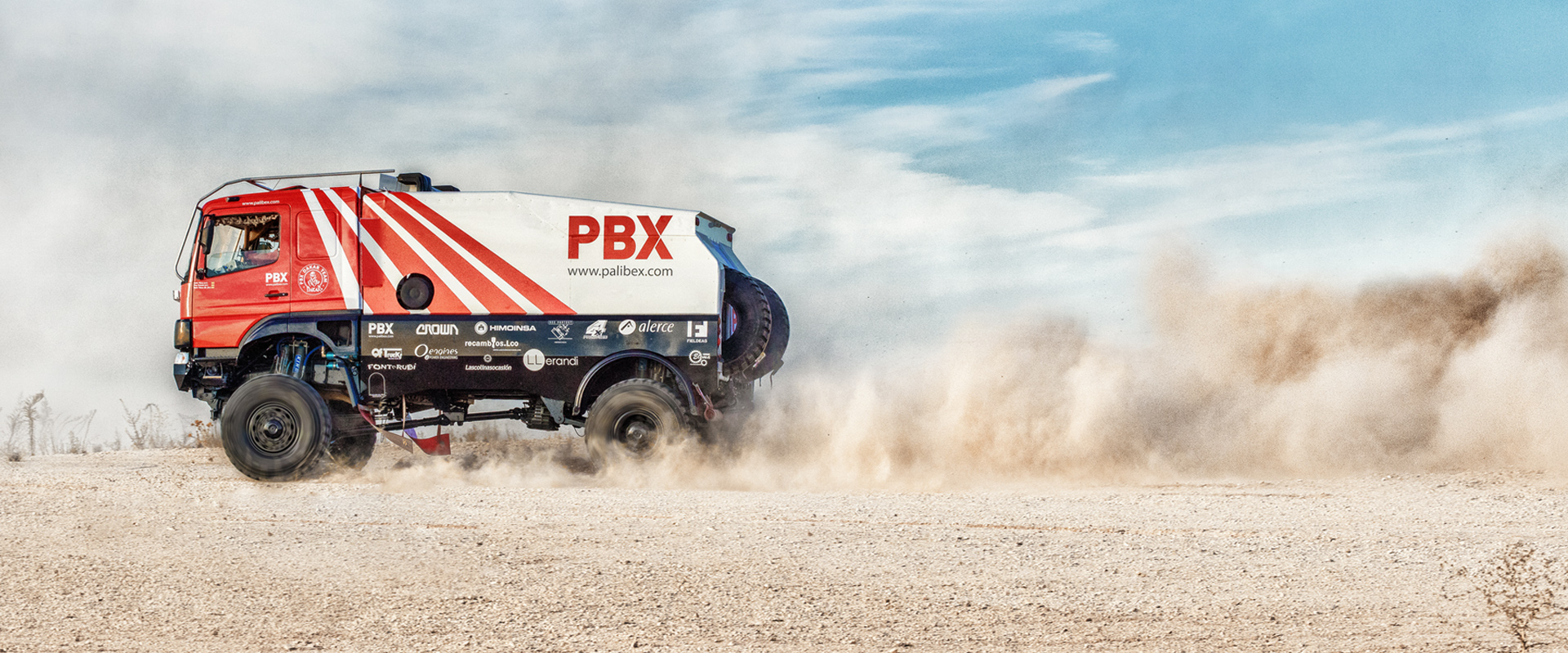 Sigue al PBX Dakar Team 2019