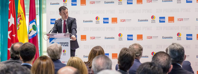 Premios Pyme-Palibex-Jaime Colsa