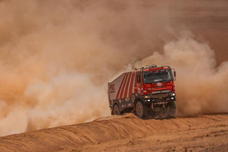 PBX Dakar Team-Dakar 2019