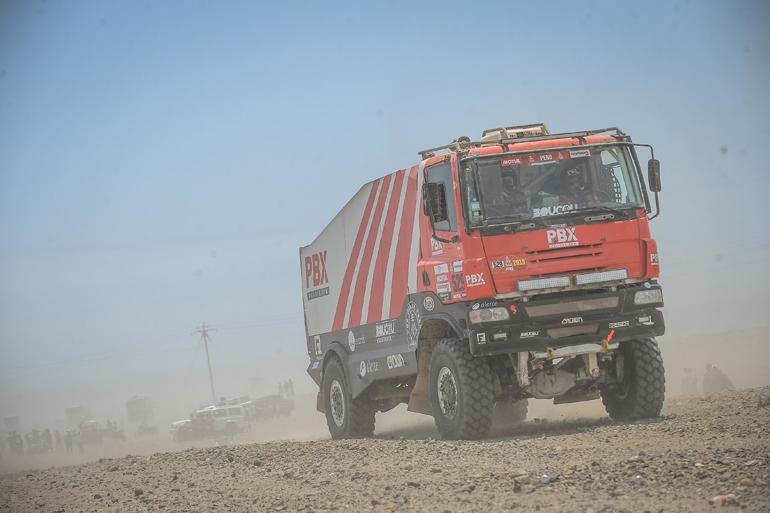 PBX Dakar Team-Dakar2019