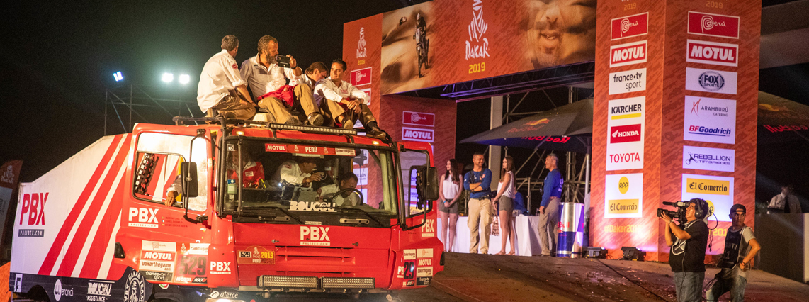 PBX Dakar Team-Dakar 2019