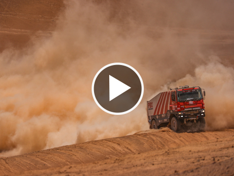 Rally Dakar 2019-PBX Dakar Team-Palibex