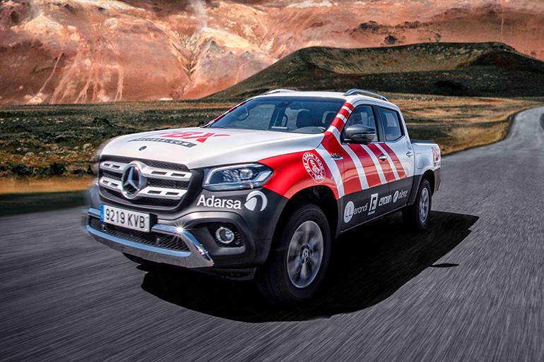 Mercedes Clase X-Adarsa-Mercedes Pickup-palibex-adarsa mercedes benz