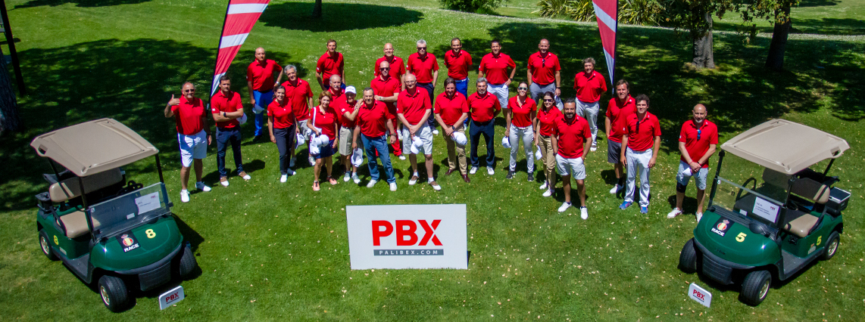 RACE-Primer torneo de golf palibex