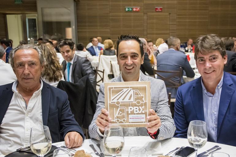 VII Convencion Palibex - Transportes Lapuente - Premios Palibex
