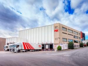 Transporte de mercancía en Barcelona- 3lg logistics - Palibex