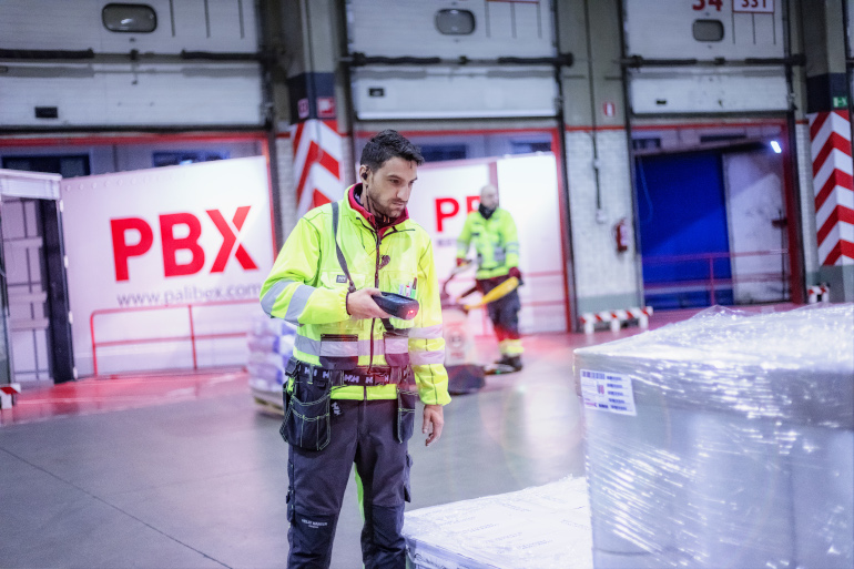 Overnight transport service - Fast pallet delivery services - palibex - red de transporte urgente - fast delivery pallet spain - Transporte Urgente -