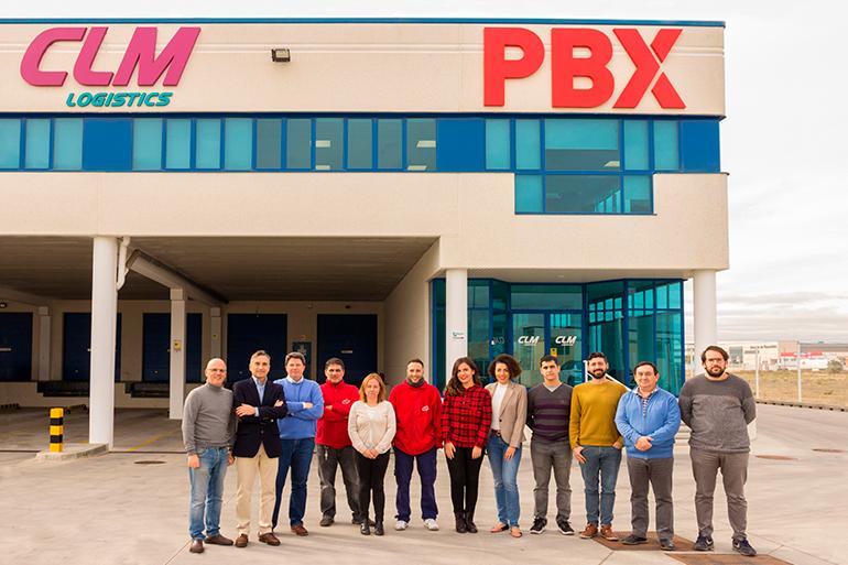 CLM Logistics - Palibex