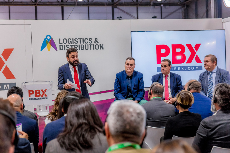 Logistics 2019 - Logistics Madrid 2019 - Sala Palibex - Video Logistics 2019