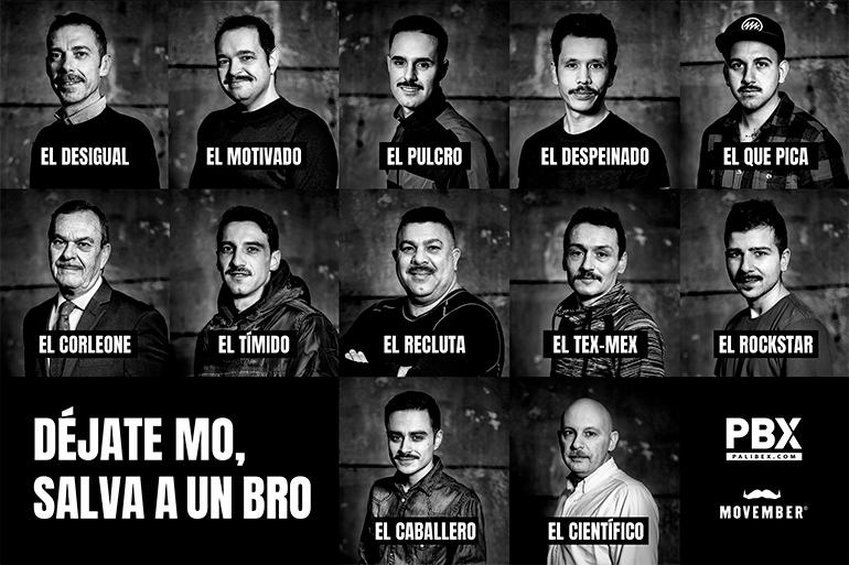 Equipo Palibex - Palibex Mo Bros - Mo Bros- Movember - Movember Spain -