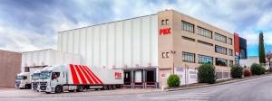 transporte internacional de palés - empresa transporte internacional de palés - palibex barcelona - centro de coordinacion