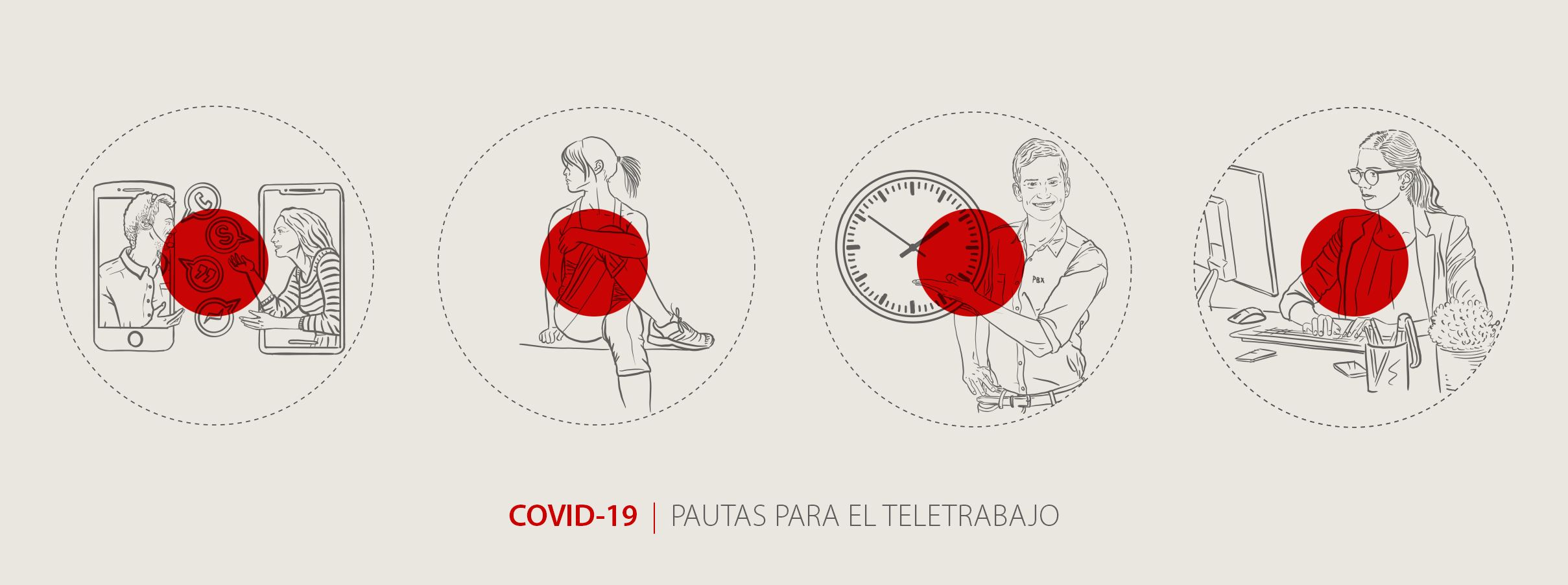 Teletrabajo - pautas teletrabajo - teletrabajo palibex - transporte urgente