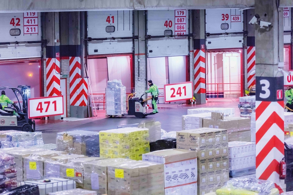 Fast Pallet delivery services Spain Covid-19 - Fast Pallet Spain Coronavirus