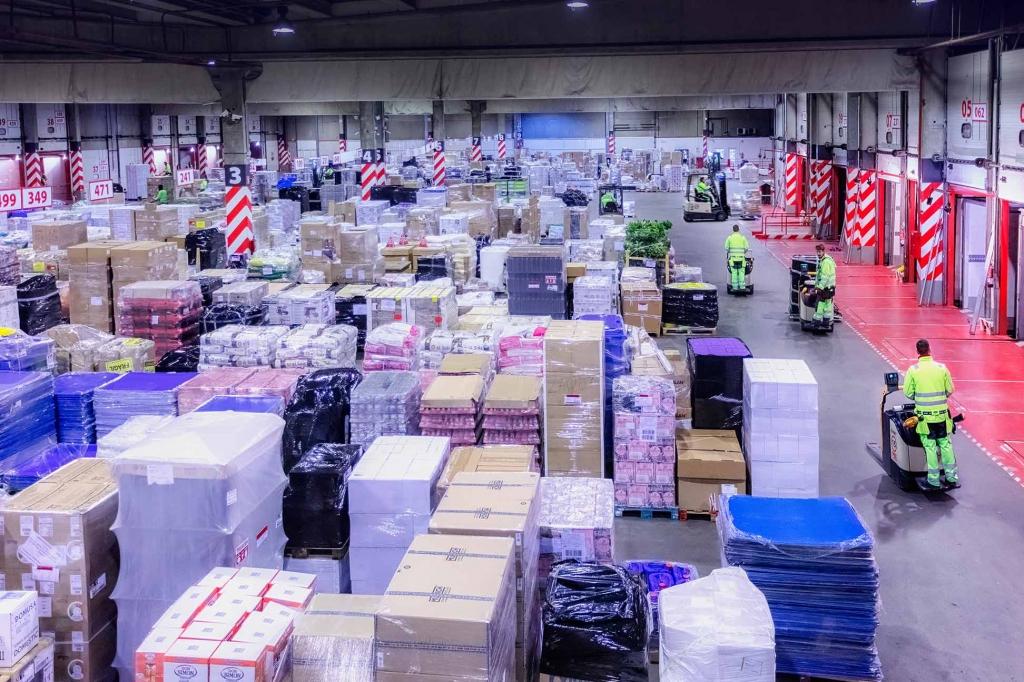 Less than truckload - Less than truckload Spain - Palibex -
